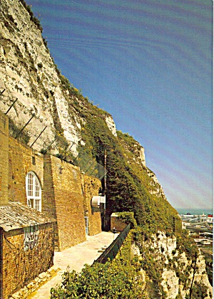 Dover Castle, Kent England Postcard cs6096 (Image1)
