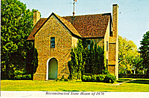 State House of 1676 St Mary's City, Maryland (Image1)