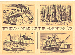 Tourism Year of the Americas 72 cs6114 (Image1)