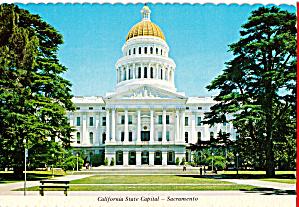 California State Capitol Sacramento CA cs6140 (Image1)