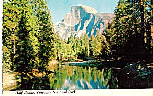 Half Dome, Yosemite National Park (Image1)