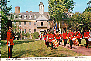 The Queen's Guard, College of William and Mary (Image1)
