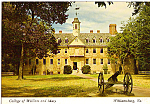 Wren Building, College of William and Mary (Image1)