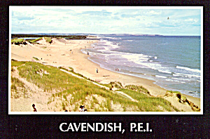 Cavendish Beach Prince Edward Island Canada Cs6166