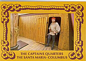 The Santa Maria The Captain s Quarters  Columbus Ohio cs6171 (Image1)