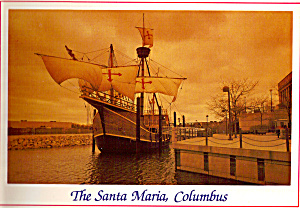 The Santa Maria Columbus Ohio cs6172 (Image1)