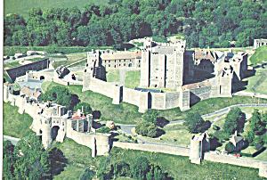 Dover Castle England Postcard cs6210 (Image1)