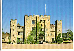 Hever Castle and Gardens Kent England Postcard  cs6214 (Image1)