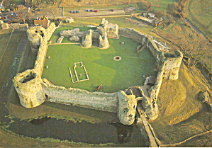 Pevensey Castle, East Suffix England (Image1)