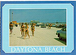 Beach Scene Daytona Beach Florida cs6234 (Image1)