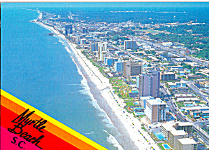Aerial View of Myrtle Beach SC cs6239 (Image1)