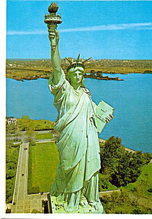Statue Of Liberty New York Harbor cs6263 (Image1)