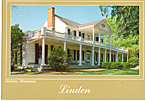 Linden Natchez Mississippi Cs6271