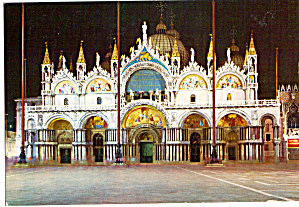 St Mark's Church, Venice , Italy