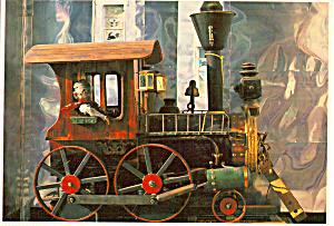 Quarter Scale Mechanized Antique Steam Engine cs6294 (Image1)