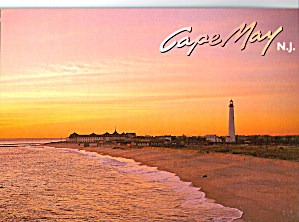 Cape May Point NJ Lighthouse cs6306 (Image1)