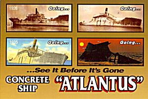 Concrete Ship Atlantus Cape May Point NJ cs6309 (Image1)