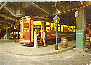 Meet You at the Trolley,Underground Atlanta (Image1)