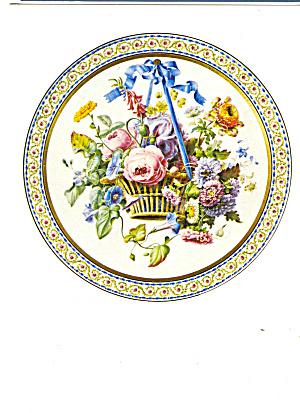 Sevres Plaque (ca 1783) (Image1)