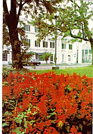 Boone Tavern Hotel Berea Kentucky Postcard cs6369 (Image1)