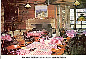 Nashville House Dining Room Nashville  Indiana cs6372 (Image1)