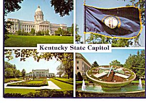 State Capitol Frankfort Kentucky CS6379 (Image1)