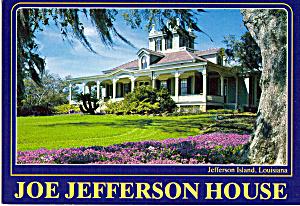 Joe Jefferson House Jefferson Island Louisiana cs6396 (Image1)