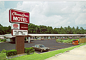 Chimney Corner Motel, DeLand, Florida (Image1)