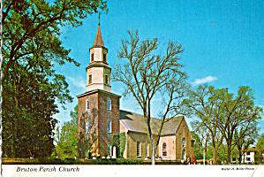 Bruton Parish Church Williamsburg  Virginia cs6401 (Image1)