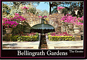 The Grotto Bellingsrath Gardens Theodore Alabama Cs6406