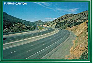 I 40 Scenic Tijeras Canyon Albuquerque New Mexico cs6415 (Image1)