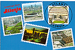 Views of Atlanta, Georgia (Image1)