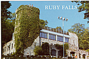 Ruby Falls, Lookout Mountain, Tennessee (Image1)