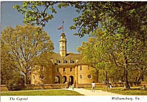 The Capitol Williamsburg Virginia cs6421 (Image1)