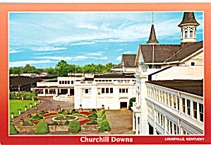 Club House, Churchill Downs, Louisville, Kentucky (Image1)