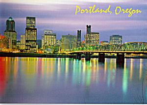 Skyline City of Roses Portland Oregon cs6460 (Image1)