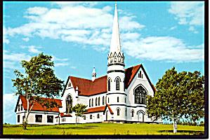 Indian River Church Prince Edward Island Canada cs6487 (Image1)