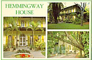Hemmingway House Key West Florida cs6504 (Image1)