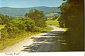 Country Road Randolph County West Virginia Cs6512