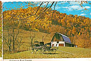Antique Buggy Farmstead  West Virginia cs6513 (Image1)