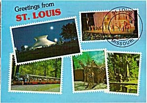 Forest Park Attractions, St Louis, Missouri (Image1)