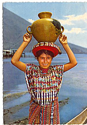 Native from Santiago Atitlan Guatemala cs6542 (Image1)