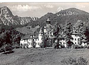Castle Kessegg Austria Postcard cs6544 (Image1)