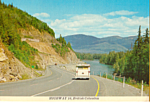 Highway 16, British Columbia, Canada