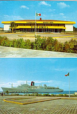 Terminal Maritima, Cozumel, Mexico (Image1)