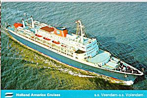 SS Veendam and SS Volendam cs6571 (Image1)
