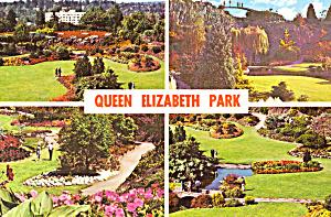 Queen Elizabeth Park, Vancouver, British Columbia (Image1)