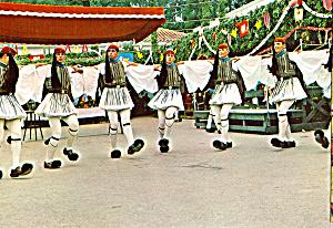 Popular Dance in Greek Native Dress cs6610 (Image1)