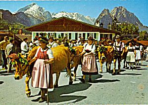 Reith, Austria, Almabtrieb Festival (Image1)