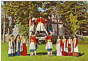 Montenegro National Costumes cs6634 (Image1)